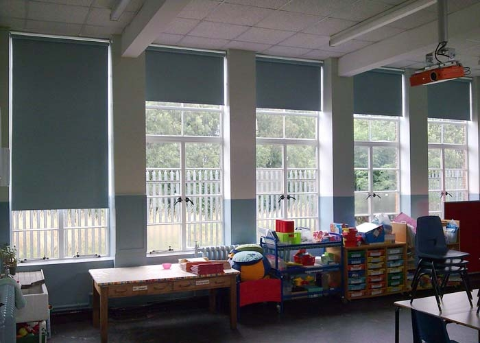 Commercial Contract And Office Blinds Derby Blindsderby